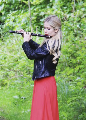 Return to London Town Festival 2020 - Ashford Place - Flute Workshop - Eimear McGeown